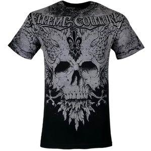 XTREME COUTURE by AFFLICTION Men T-Shirt APRENTICE